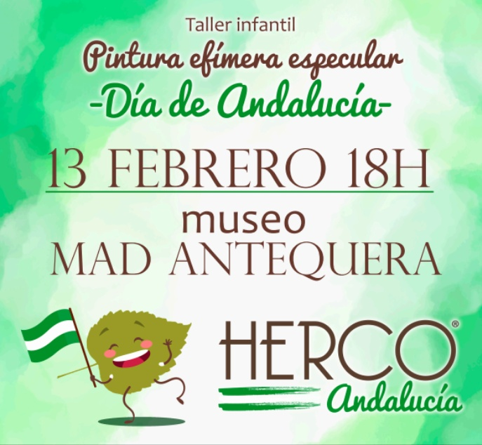 Taller Día de Andalucía HERCOcreaciones