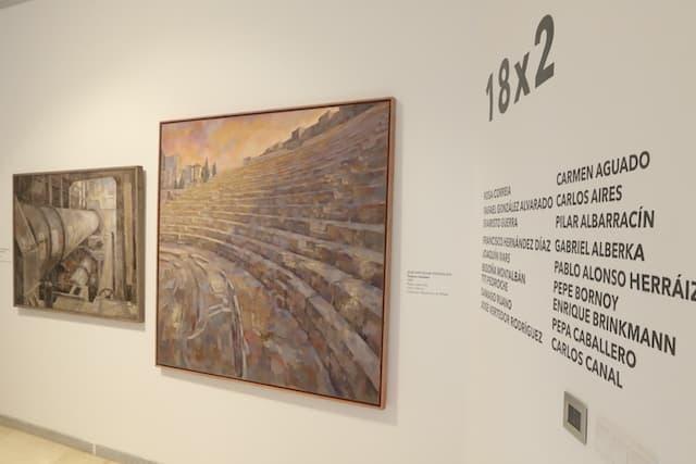 18 x 2. Coleccionismo institucional en Málaga