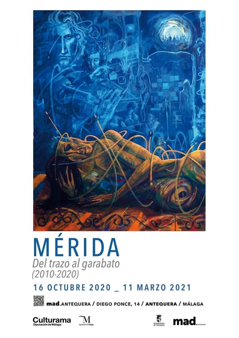 Mérida, del trazo al garabato (2010-2020)