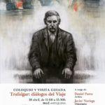 Coloquio y visita Trafalgar: diálogos del viaje