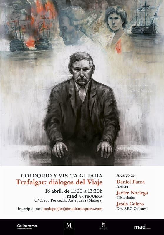 Coloquio: Trafalgar, diálogos del viaje